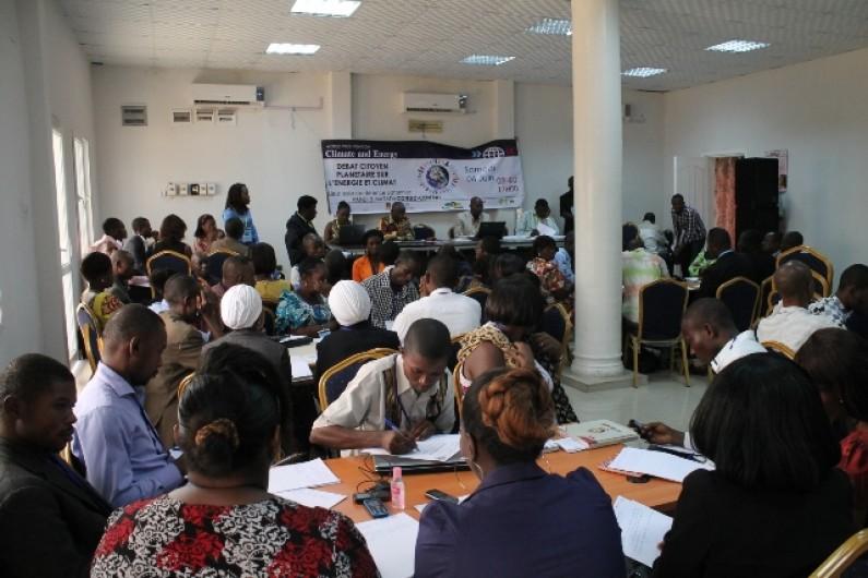 Matadi : climat et énergie au cœur d'un débat citoyen