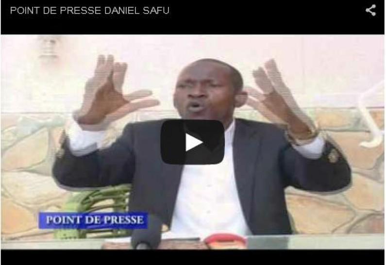 Daniel Safu écope de deux ans de prison, regardez l'émission qui l'a condamné.