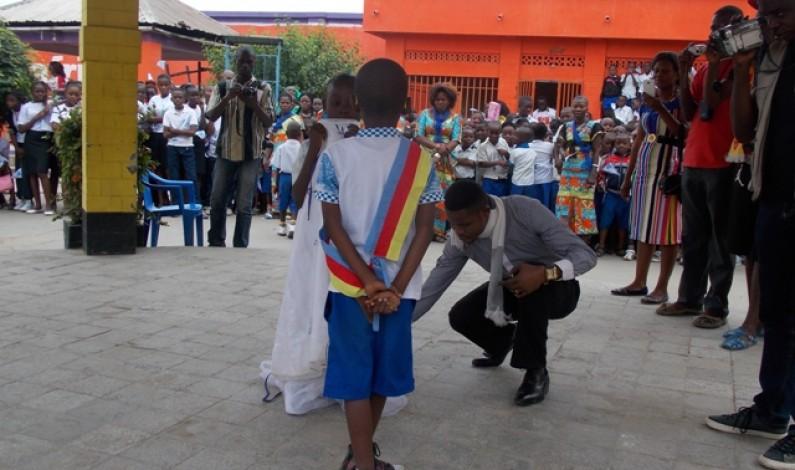 Masianga,complexe Scolaire de la protection de l'enfant souffle sur ses 10 bougies