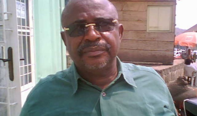Albert Guillaume Ntula, éditeur du journal ''La cité africaine'' s'est éteint