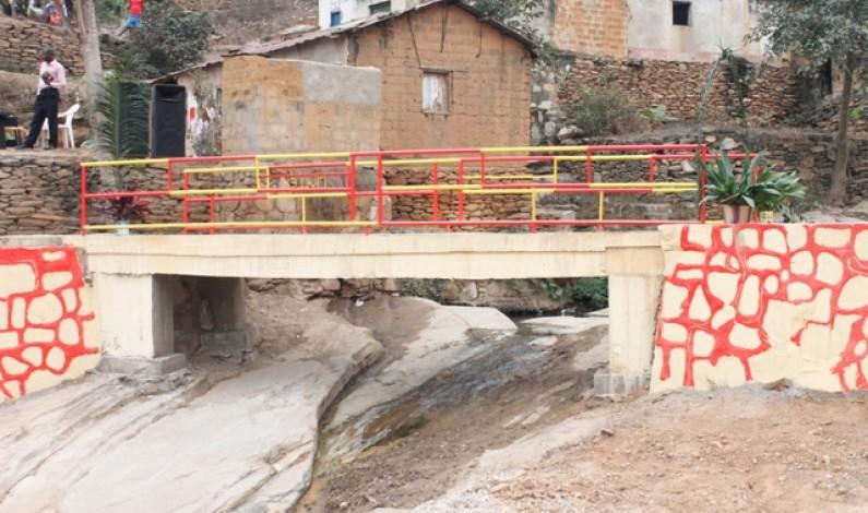 Matadi:muller Luthelo désenclave le quartier Nzinga Lutete