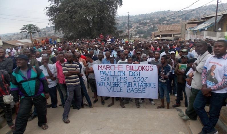 Albert-Fabrice Puela estime que le Kongo Central aurait dû accepter le découpage territorial