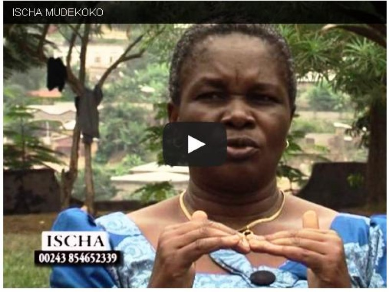 MAGAZINE ISCHA reçoit Madame MUDEKOKO Sous Proved