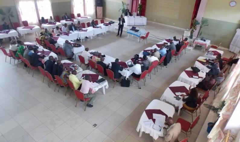 Matadi :participants et intervenants satisfaits de l'atelier sur les infractions de presse et les fautes à éviter en période électorale