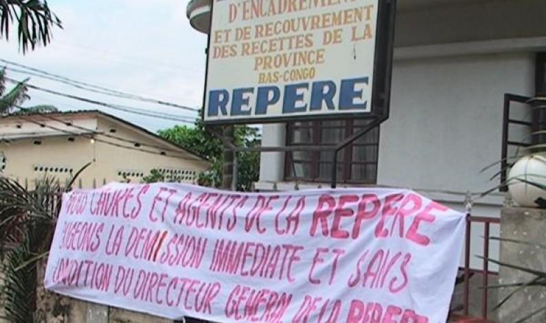 Matadi : les agents et cadres de la Repere accusent le comité de gestion de megestion