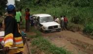 Route Seke- Banza-Kilengi au Kongo central: le chemin de la croix