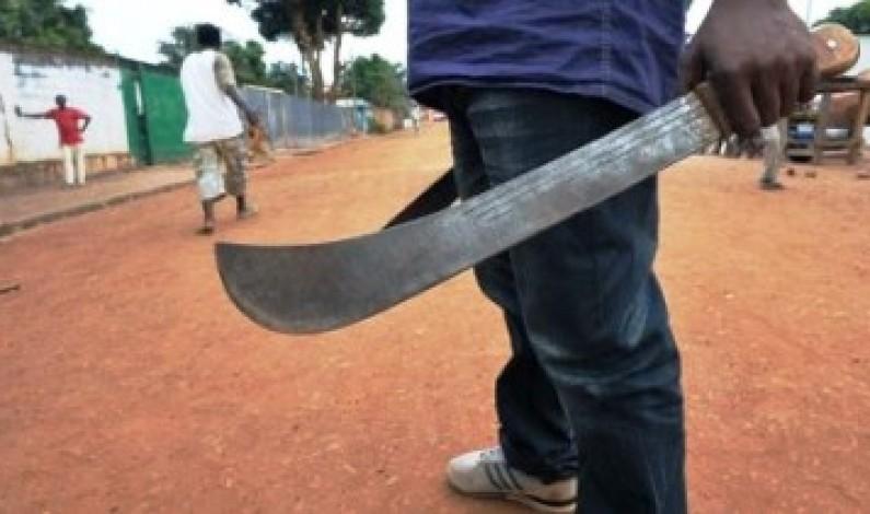 Mbanza-Ngungu : escapade terminée pour un présumé trancheur de tête