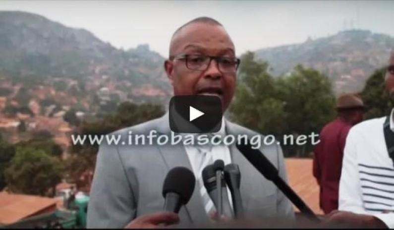 '' Je donne un délai au gouverneur et au maire : Si dès janvier, il n'y a pas une nouvelle  morgue à Matadi, je veux en construire '' : propos du député Muller Luthelo