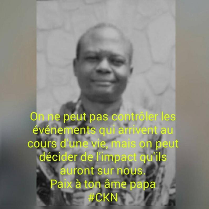 Matadi :les chevaliers de la plume rendent hommage au régulateur des medias Etienne Kusengumuna