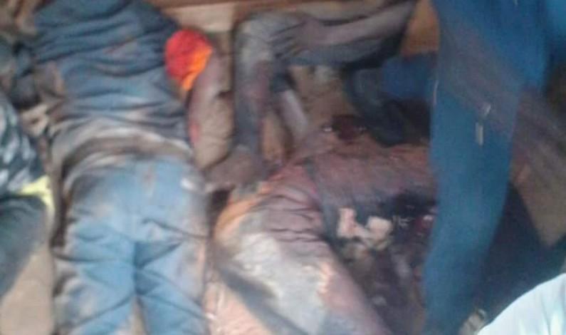 """Kimpese:des échauffourées entre la police et les """"makesas"""" font deux morts"""