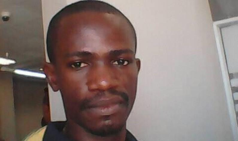 Matadi : Robert Kayama, journaliste talentueux casse sa plume en plein reportage