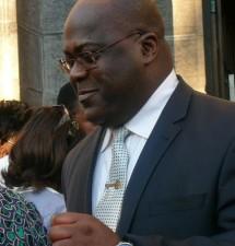 Rencontre du secrétaire d'État Blinken avec le président de la RDC Tshisekedi