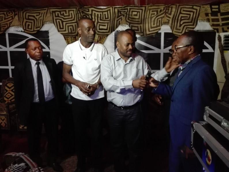 Kinshasa : la Fédération des anciens de France honore ses membres nommés dans le gouvernement