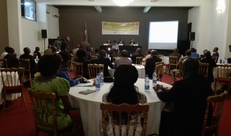 Un état des lieux du système de protection de l'enfant et formation des policiers,du personnel judiciaire et des travailleurs de la RDC pour des actions coordonnées et efficaces
