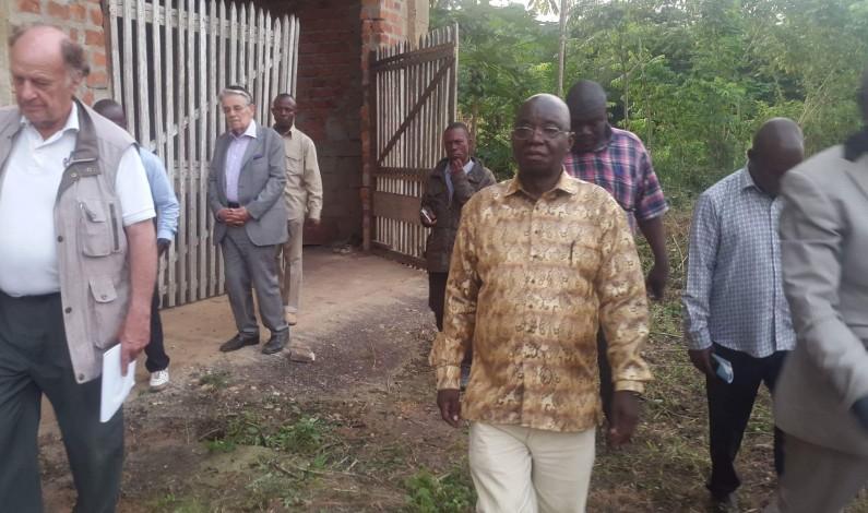 Kongo Central:Simon-Floribert Mbatshi scelle un parténariat avec une structure Belge de transformation des produits agricoles pour une création de 350 emplois à Nsioni