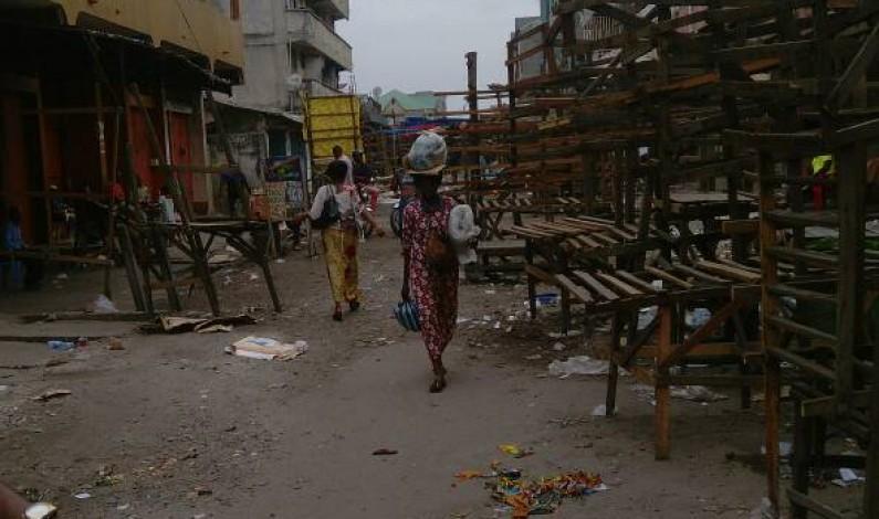 Kinshasa:l'administratrice du marché central et son garde du corps tués par des assaillants