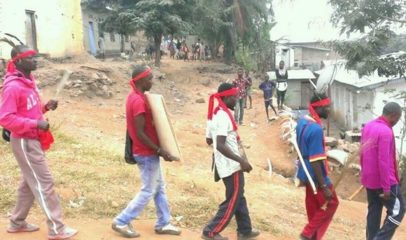 RDC:des altercations entre les forces de l'ordre et des militants de Bundu dia Mayala à Kinshasa et au Kongo central
