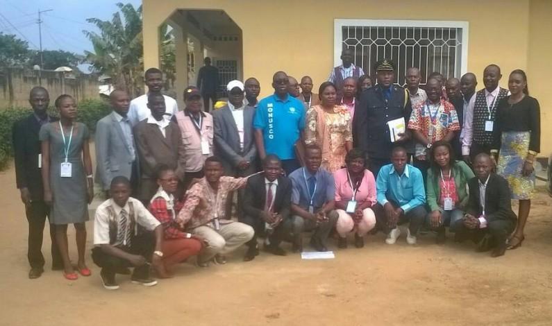 Formation sur la gestion de l'information électorale à Matadi:une première journée intéressante pour les professionnels des médias