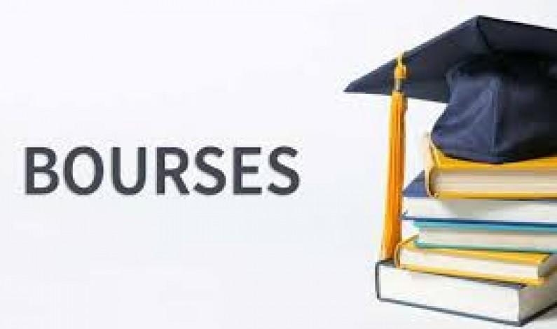 Des bourses d'études disponibles pour africains