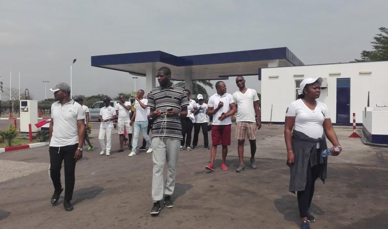 Kinshasa : une marche de santé dans un élan de confraternité démarre les activités festives du premier anniversaire de Journaliste en action