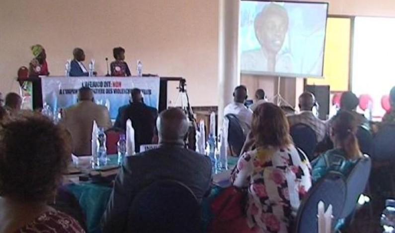 Kongo Central :l'Association des femmes juristes congolaises obtient des autorités de lutter contre l'impunité des violeurs