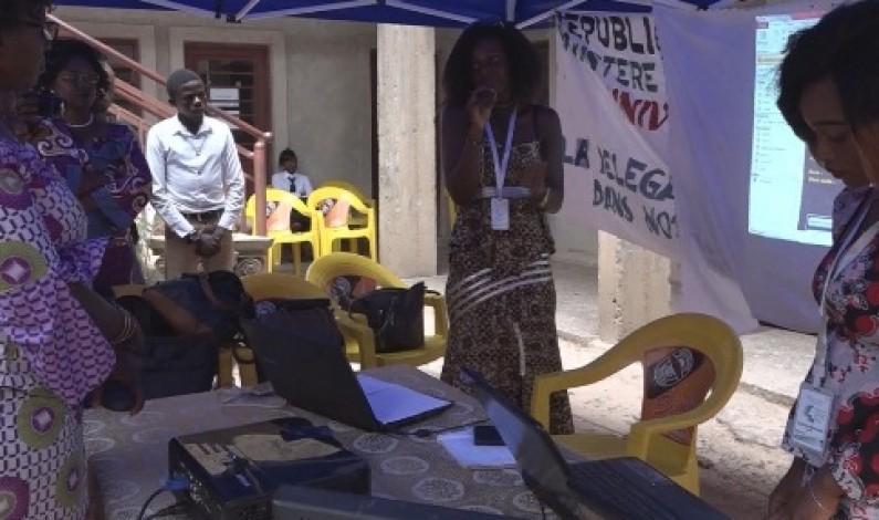Kolwezi: des jeunes filles produisent des logiciels inédits