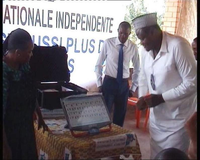 Matadi : des représentants des confessions religieuses acceptent la machine à voter