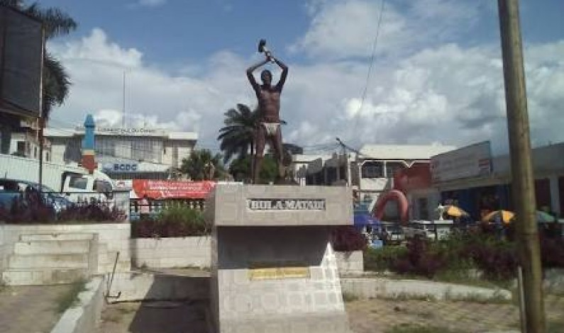 Le maire Pathy Nzuzi: ''Il n'y a pas d'insécurité à Matadi''