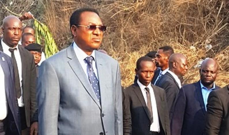 Le Premier ministre Bruno Tshibala en visite officielle à Matadi