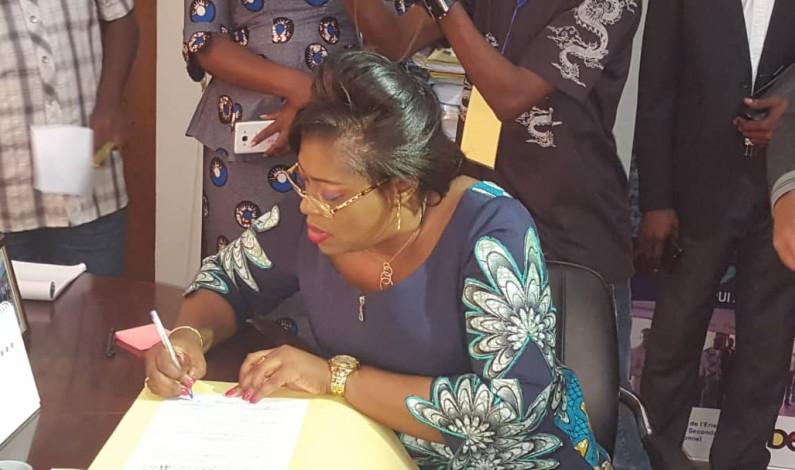 Kongo central: Chantal via, veut lutter contre le viol des enfants