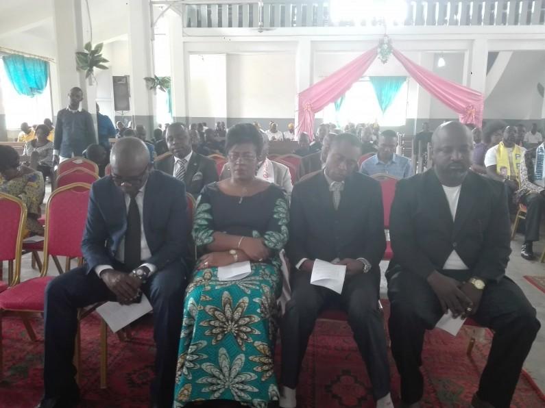 Matadi:un culte de compassion en mémoire des victimes de Mbuba