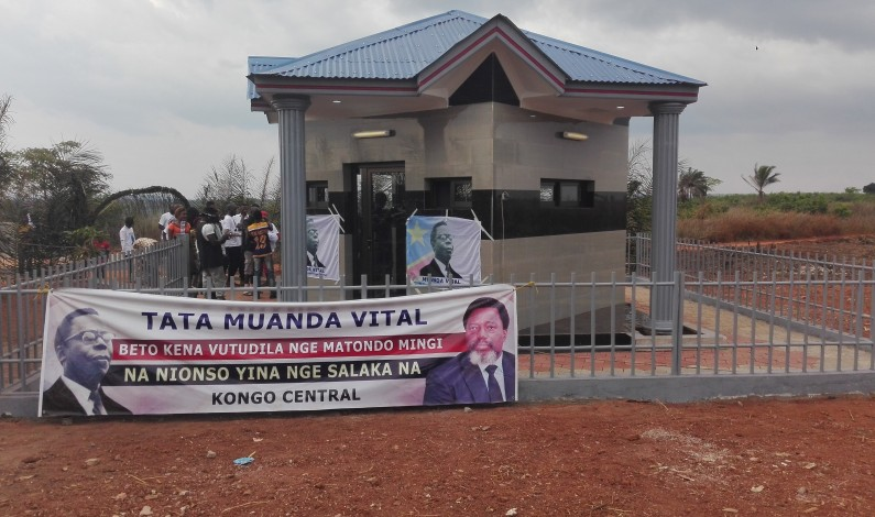 Kongo central:Moanda Vital réapparait à Kilumbu