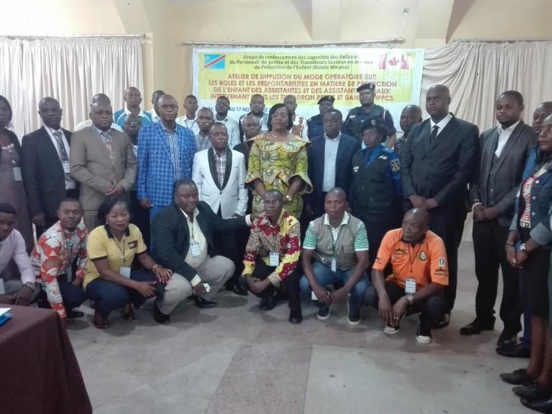 Le mode opératoire des assistants et assistants sociaux déjà au Kongo central