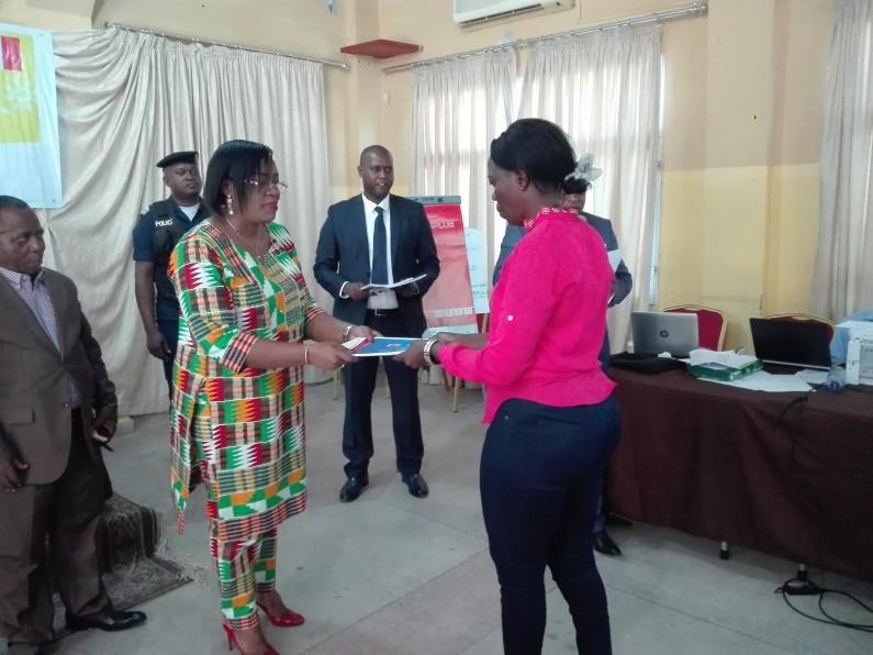 Kongo central: intéressant mode opératoire en faveur des assistantes et assistants sociaux