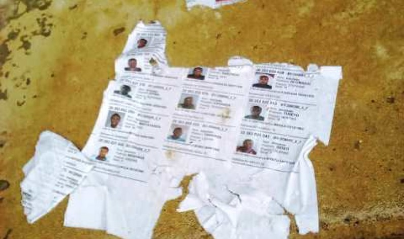 Matadi: Des problèmes techniques et la pluie ont ralenti le vote