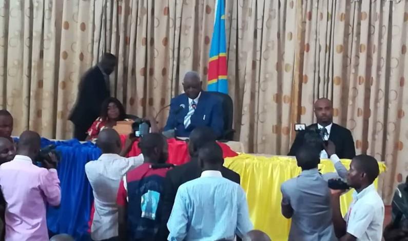 Kongo central: faute de quorum non atteint la plénière du vendredi échoue