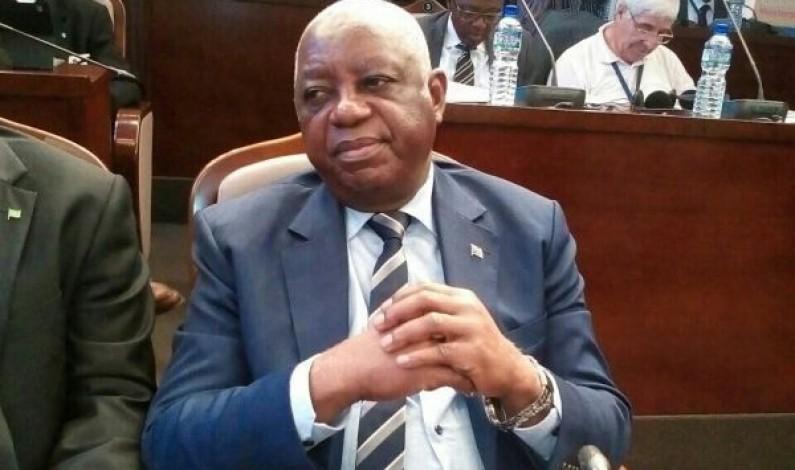 ''Un groupe de voyous veut attenter à ma vie'', dénonce Pierre-Anatole Matusila, le président de l'Assemblée provinciale du Kongo central