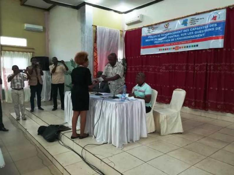 Kongo central: des journalistes s'engagent à sensibiliser pour la protection de l'environnement