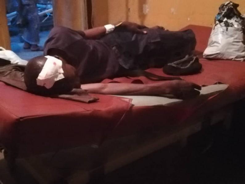 "Matadi: quand les ""Kulunas"" défient les policiers"