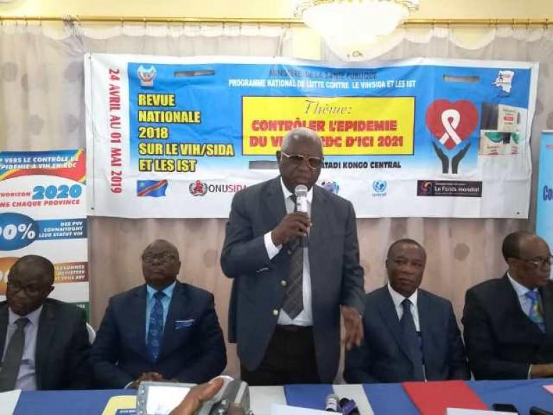 RDC:le VIH régresse