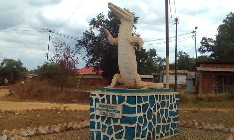 Kongo central:le jeune homme rendu manchot par un crocrodile à Luozi se porte mieux