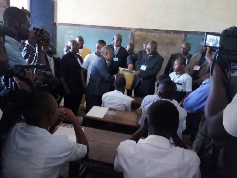 Kongo Central:le nombre d'inscrits en hausse aux épreuves préliminaires de l'examen  d'Etat