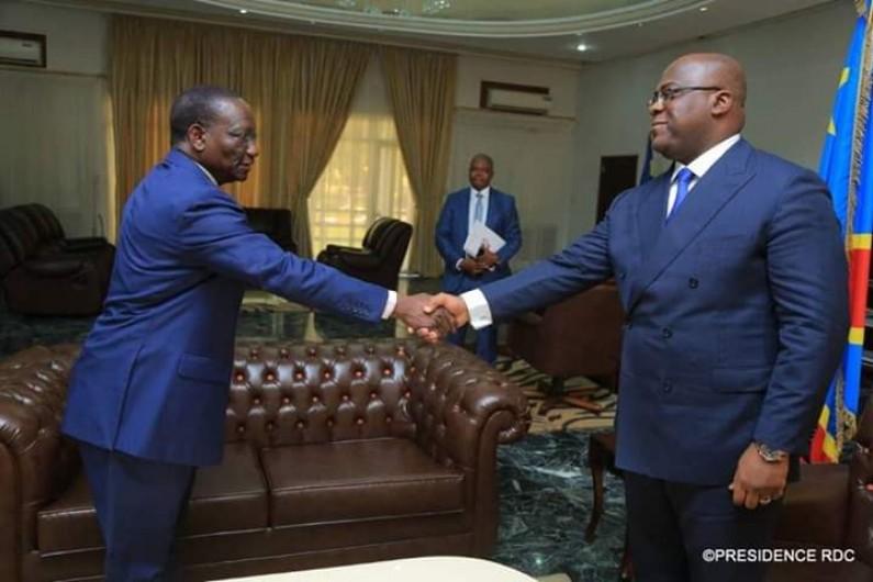 Sylvestre Ilunga nommé Premier ministre de la RDC