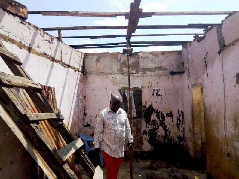 Dame la pluie fait des adieux meurtriers à Mbanza-Ngungu