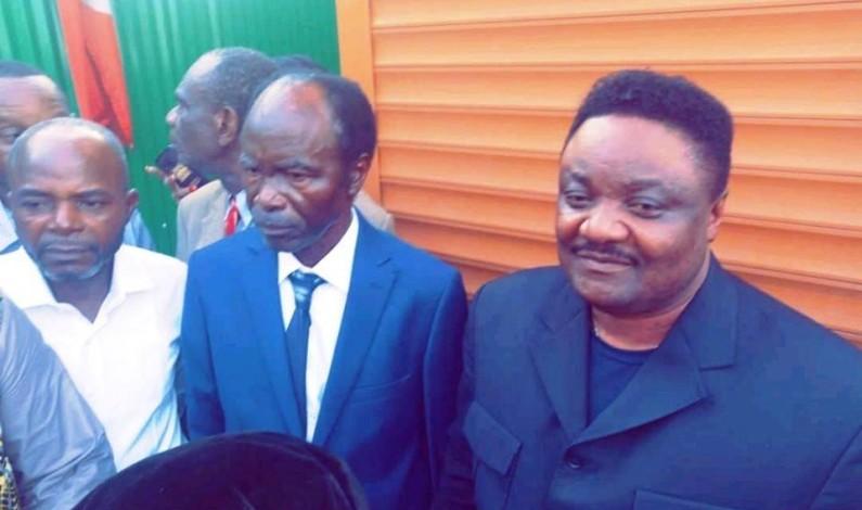 Kongo Central:Murphy Lutete heureux de  la réapparition de Ne Muanda Nsemi