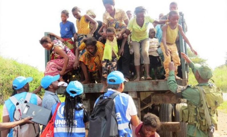 Quarante-deux Congolais refoulés de l'Angola