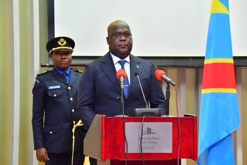 Etat de siège en Ituri et au Nord-Kivu : Félix lance un message à la presse, aux politiciens, aux Hommes de Dieu…