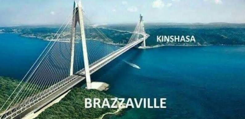 RDC-Congo:dans 15 mois demarrent les travaux du pont route-rail Kinshasa-brazzaville