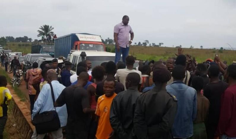 Kongo central:indésirables péages entre Matadi et Boma
