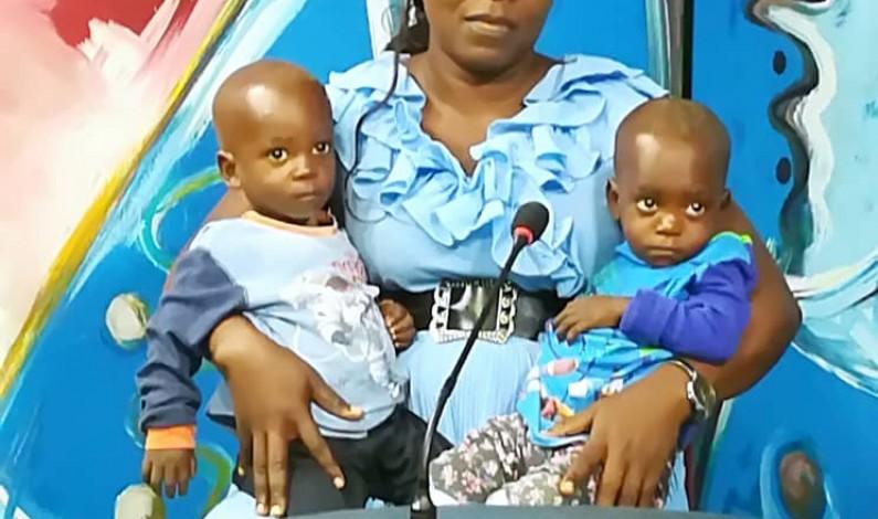 Matadi:deux jumeaux abandonnés